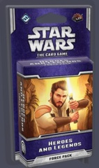 Star Wars: The Card Game 2 - 1 Heroes and Legends