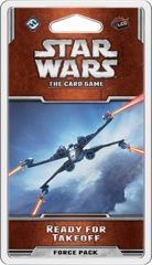 Star Wars: The Card Game 3 - 1 Ready for Takeoff