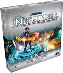 Android: Netrunner - 2-7 Honor and Profit