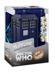 Yahtzee: Doctor Who (Tardis)