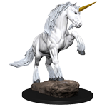 Pathfinder Deep Cuts Unpainted Miniatures: Unicorn