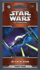 Star Wars: The Card Game 3 - 4 Attack Run