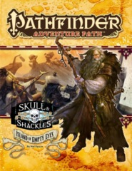 Pathfinder Adventure Path #058: Island of Empty Eyes (Skull & Shackles 4 of 6)