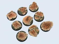 Shrine Bases, Round 30mm (5)