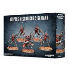 Adeptus Mechanicus Sicarians Ruststalkers