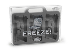 Freeze! Ice Tray