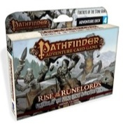 Pathfinder Adventure Card Game: Rise of the Runelords Deck 4 - Fortress of the Stone Giants Adventure Deck