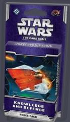 Star Wars: The Card Game 2 - 3  Knowledge and Defense