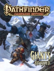Pathfinder RPG Giants Revisited: Campaign Setting