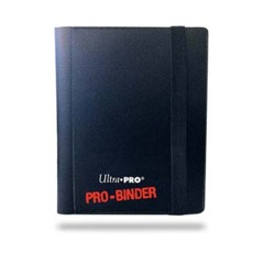 PRO-Binder 2-Pocket Black