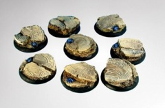 Egyptian Ruins Round Base 30mm (5)