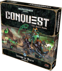 Warhammer 40,000: Conquest 2 - 7 Legions of Death