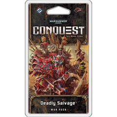 Warhammer 40,000: Conquest 2 - 3 Deadly Salvage