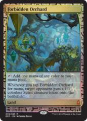 Forbidden Orchard - Foil