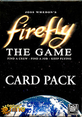 Firefly, The Game: 7 Card Promo Pack