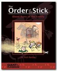 The Order of the Stick: Blood Runs in the Family