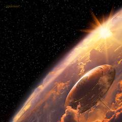 FFG Star Wars: X-Wing: Bespin Playmat