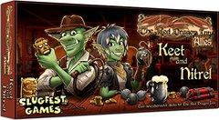 The Red Dragon Inn: Allies - Keet & Nitrel Expansion