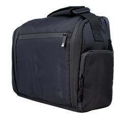 Pirate Lab Card Case: Messenger Bag - Black