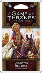 A Game of Thrones: The Card Game (2nd Edition) Chapter Pack - Oberyn's Revenge