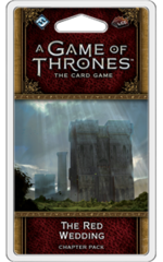 A Game of Thrones: The Card Game (2nd Edition) Chapter Pack - The Red Wedding
