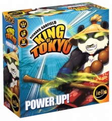 King Of Tokyo - Power Up (2017)