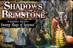 Shadows of Brimstone: Enemy Pack - Swamp Slugs of Jargono
