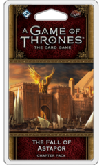 A Game of Thrones: The Card Game (2nd Edition) Chapter Pack - The Fall of Astapor