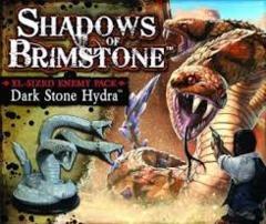 Shadows of Brimstone: XL Enemy Pack - Dark Stone Hydra
