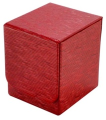DEX Protection Deck Box: Baseline - Red