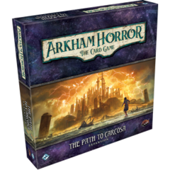 Arkham Horror: The Card Game Expansion - The Path to Carcosa