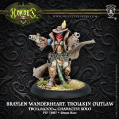 Trollblood solo Outlaw Braylen Wanderheart 71087