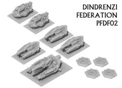 Dindrenzi Federation Heavy Armour Helix PFDF02