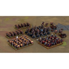 Dwarf Army Set 2014 (72 figures)