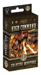 Warmachine High Command Expansion - Colossal Warfare 61010