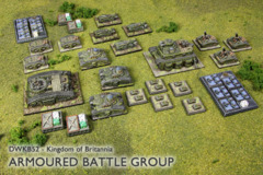 Kingdom of Britannia Armoured Battle Group v2.0 DWKB52
