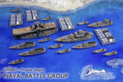 Prussian Empire Naval Battle Group v2.0 DWPE51