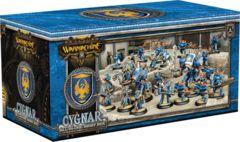 Cygnar All in one army 31119