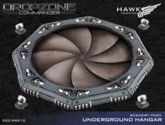 Underground Hangar Scenery Pack DZC-99010