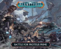 Battle for Proteus Prime - Two Player Box PFBB01