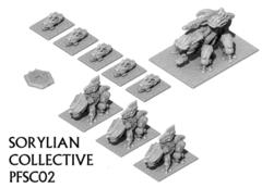 Sorylian Collective Heavy Armour Helix PFSC02