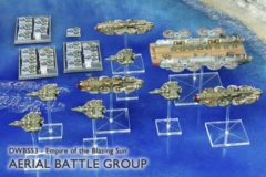 Empire of the Blazing Sun Aerial Battle Group DWBS53