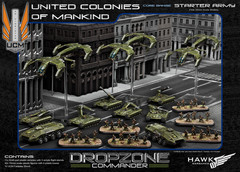 Core UCM Starter Army (In Plastic) DZC-31014