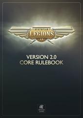 Dystopian Legions Core Rulebook DLRB01