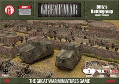 German Biltz's Battlegroup GGEAB1
