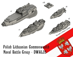 Polish-Lithuanian Commonwealth Naval Battle Group DWAL28