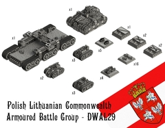 Polish-Lithuanian Commonwealth Armoured Battle Group DWAL29