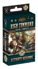Warmachine High Command Faith & Fortune Exp. Ultimate Weapons 61049