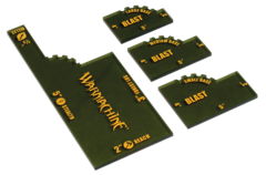 Warmachine Quick Measuring set 91085