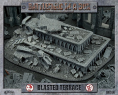 Blasted Terrace BB556